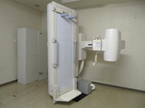 胃部レントゲン室